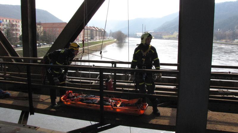 Prohlížíte si fotogarerii k článku Součinnostní cvičení v Ústí nad Labem