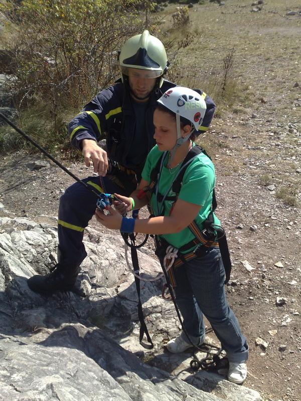 Prohlížíte si fotogarerii k článku RockJoy Rescue Workshop II