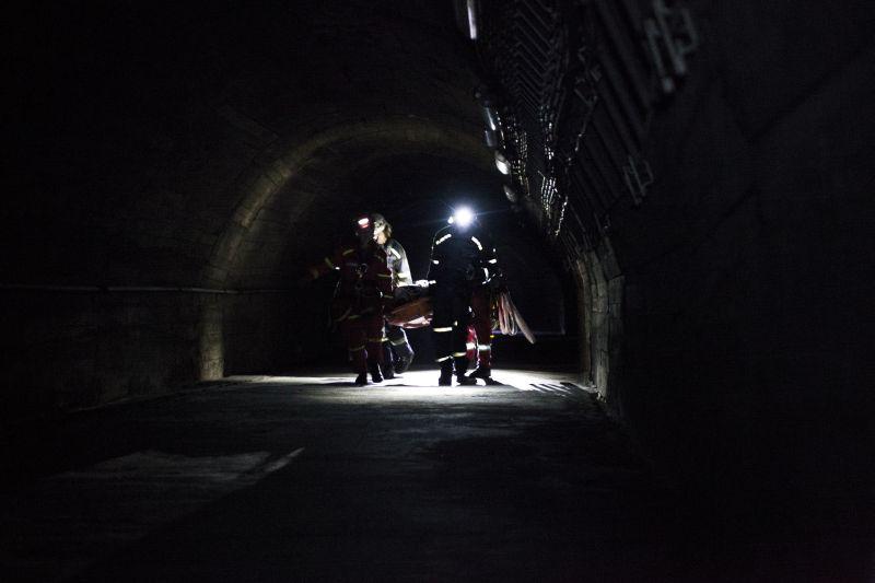 Prohlížíte si fotogarerii k článku Metro Florenc B